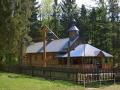 6.Krynoczka - zabytkowa cerkiew p.w. św. Braci Machabeuszy z 1848 r.