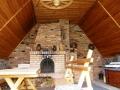 5. Kwatera Na skraju  puszczy  w Zablotczyznie - altana