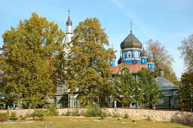 Cerkiew w Puchłach M.Stepaniuk