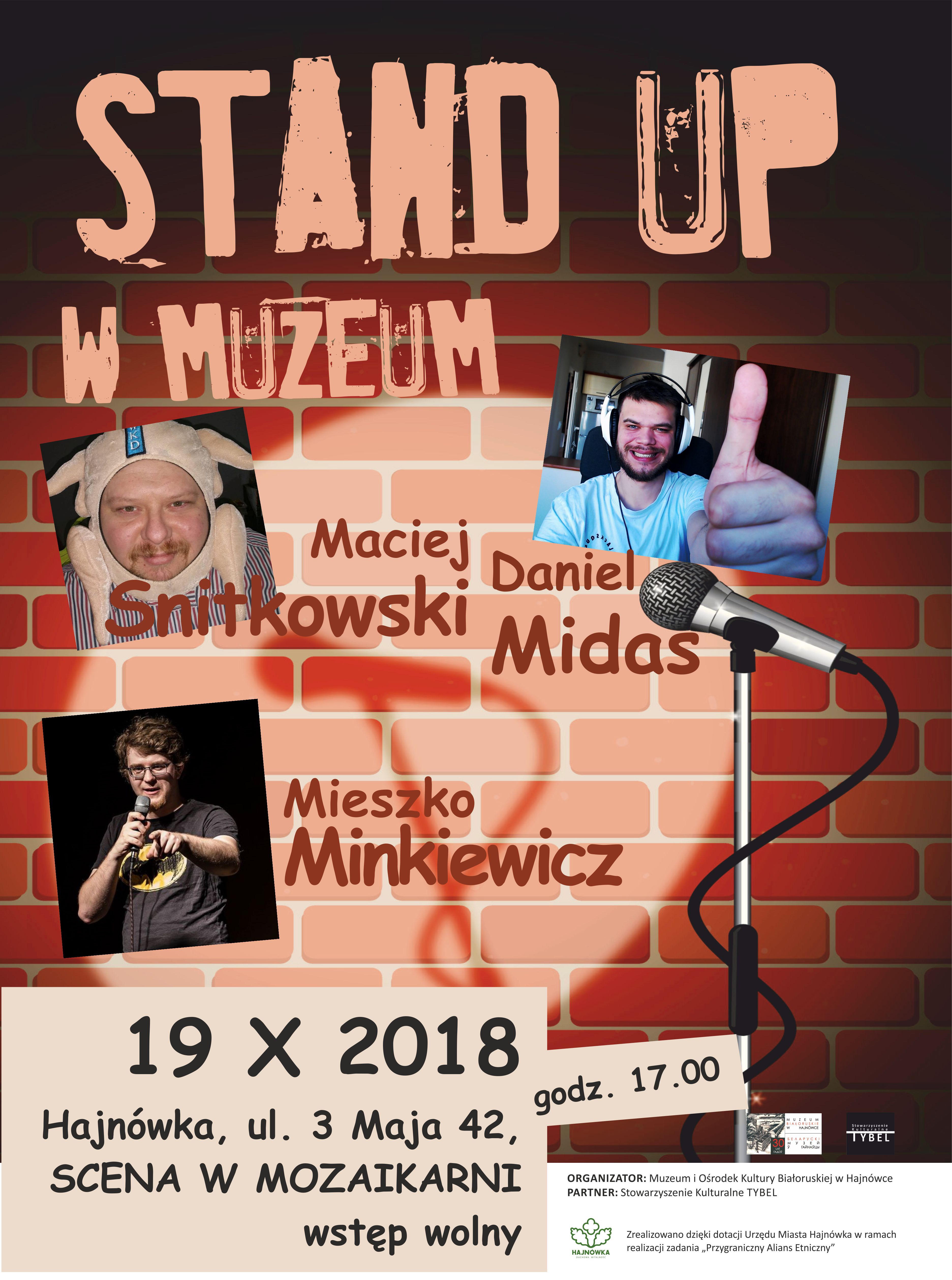 plakat stand up 19 X 2018.1