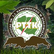 PTTK Białowieża - logo