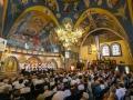 """2.Każdego roku w maju w Soborze św. Trójcy w Hajnówce odbywa się Międzynarodowy Festiwal """"Hajnowskie Dni Muzyki Cerkiewnej """""""