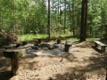 4. kwatera Kalinowka w Kruhliku - mijesce ogniskowe