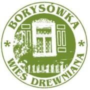 Borysówka - Wieś Drewniana - logo