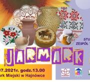 Jarmark Żubra - plakat