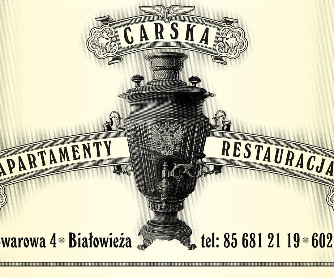 Restauracja Carska - logo