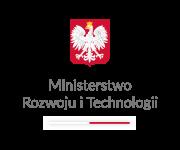 Logo Ministerstwa Rozwoju i Technologii
